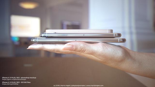 Ngắm bản dựng concept iPhone thế hệ mới siêu đẹp - 8