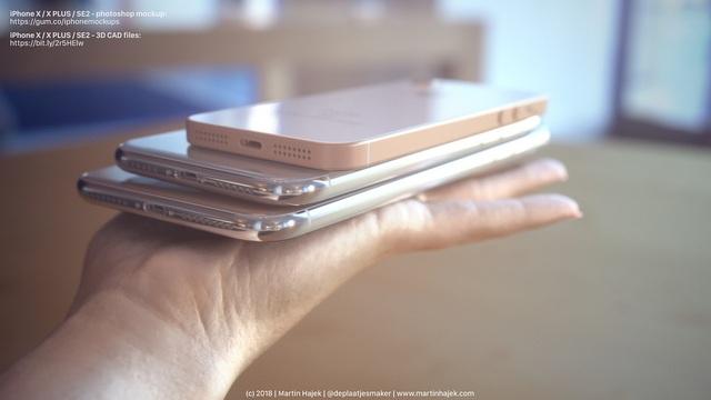 Ngắm bản dựng concept iPhone thế hệ mới siêu đẹp - 7