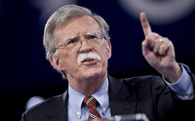 Ông John Bolton, Cố vấn an ninh quốc gia Mỹ, từng nói rằng Mỹ có thể không còn lựa chọn nào khác ngoài tấn công phủ đầu Triều Tiên. (Ảnh: Getty)