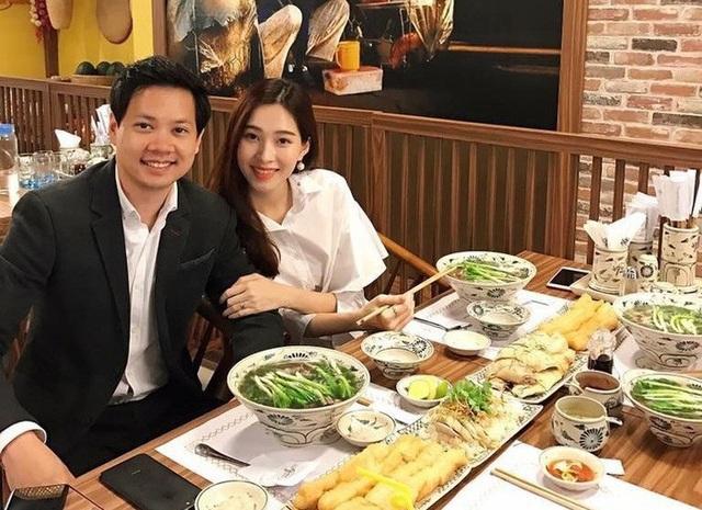 Chồng Đặng Thu Thảo là một doanh nhân thành đạt, thiếu gia trong một gia đình tài phiệt có tiếng tại Sài Thành. Trung Tín từng góp mặt trong Top 30 người trẻ thành đạt trong cuộc bình chọn của Forbes Việt Nam.
