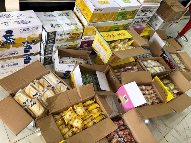 Bánh ngọt đủ vị có xuất xứ Trung Quốc được nhiều người ưa chuộng