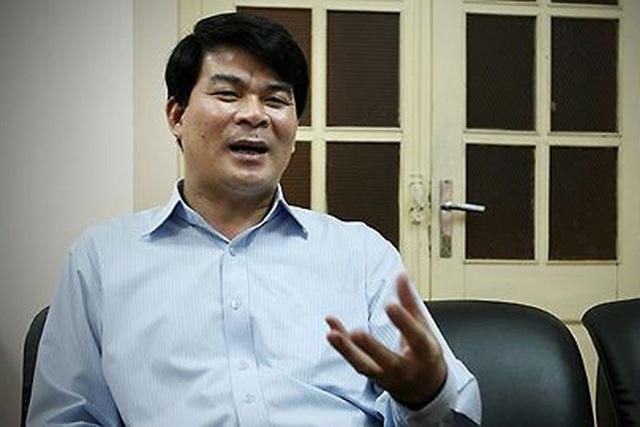 Ông Nguyễn Tiến Dĩnh - nguyên Thứ trưởng Bộ Nội vụ. Ảnh: NVCC