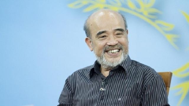 GS. Đặng Hùng Võ - nguyên Thứ trưởng Bộ Tài nguyên và Môi trường.