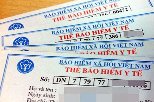 Từ 1/7: Tăng từ 19.000-40.000 đồng khi mua thẻ BHYT hộ gia đình - 1