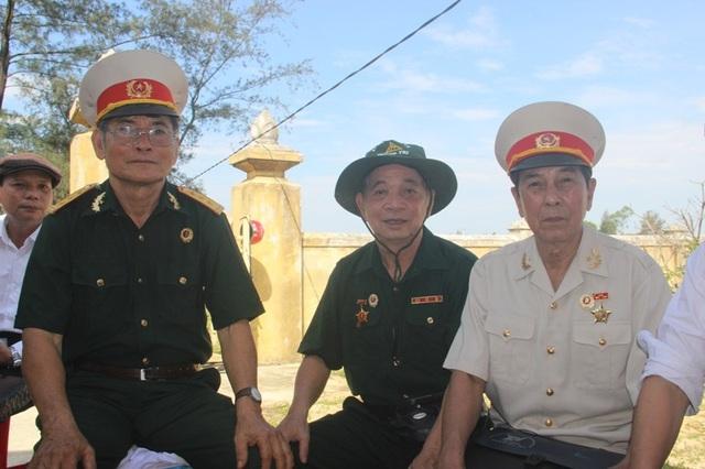 Những cựu quân nhân Tiểu đoàn 4, Trung đoàn 270