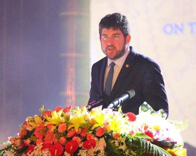 Ông Michael Croft, Trưởng đại diện Văn phòng UNESCO tại Việt Nam.