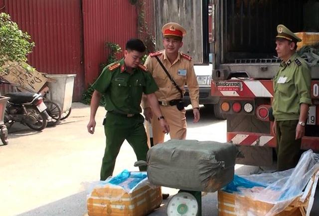 Ngăn chặn kịp thời 10 tấn nội tạng lợn không nguồn gốc từ Lạng Sơn - 1