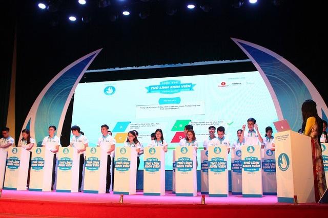 22 thí sinh tham gia tranh tài tại vòng chung kết cuộc thi