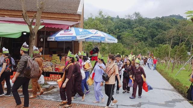 Hơn 3 nghìn Phật tử đã có cuộc hành hương về Yên Tử