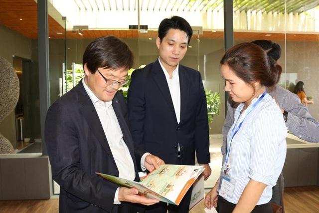 Doanh nghiệp nước ngoài quan tâm đến nông sản Việt Nam