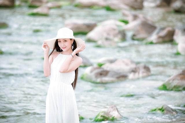 Bản thân em là một người con gái xứ Nghệ, mang trong mình ước mơ hoài bão của tuổi trẻ. Và nhận thấy rằng những người con gái, phụ nữ của Nghệ An rất đẹp, duyên dáng truyền thống, trí tuệ hiện đại nhưng chưa tìm thấy cơ hội để được tôn vinh tại các cuộc thi sắc đẹp...