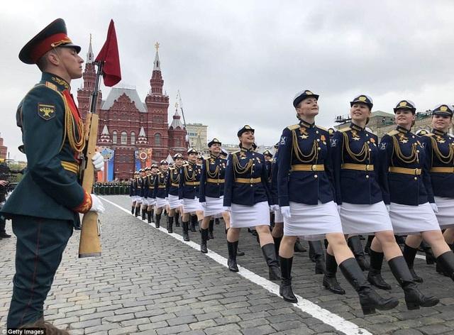 Ngoài Moscow, lễ duyệt binh năm nay dự kiến sẽ diễn ra ở 28 thành phố lớn của Nga với các quy mô khác nhau. (Ảnh: Getty)