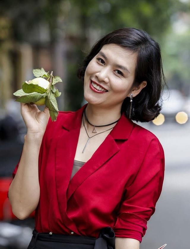 Hà Hương hiện tại hạnh phúc với cuộc sống an yên bên chồng và hai con (Ảnh: Bin Leo).