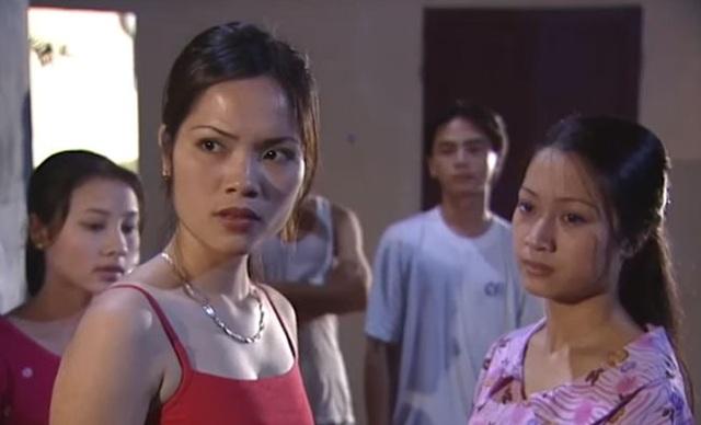 Diễn xuất chuyên nghiệp của Kiều Thanh trong vai Trà ca- ve.