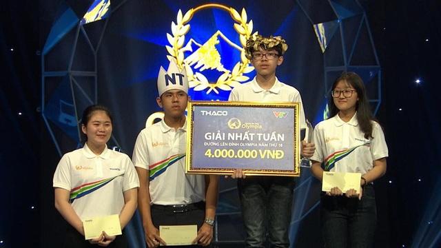 Tiến Quang giành vòng nguyệt quế xứng đáng