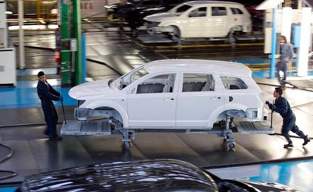Sản xuất ô tô ở Mexico có nhiều lợi thế cạnh tranh