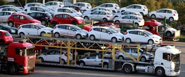 Xe Mexico xuất khẩu chủ yếu sang Mỹ, Canada...