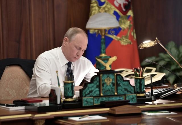 Địa điểm được chọn để tổ chức lễ nhậm chức của Tổng thống Nga năm nay là Đại sảnh Andreyevsky bên trong Điện Kremlin. Văn phòng của ông Putin nằm tại một tòa nhà khác, cách không xa nơi diễn ra lễ nhậm chức.
