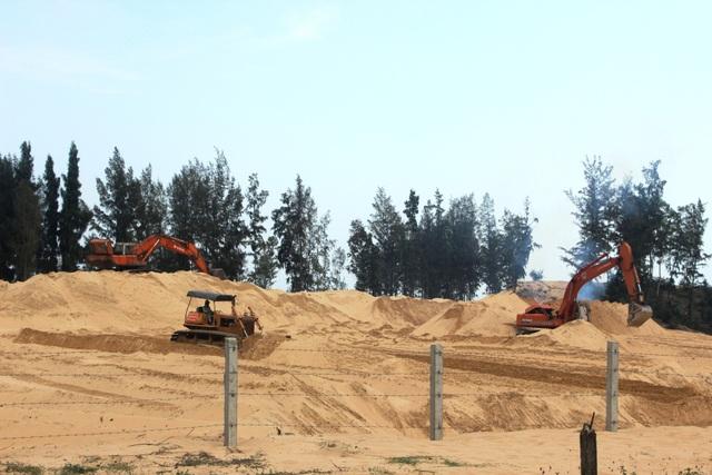Vụ phá rừng phòng hộ để làm dự án khu du lịch liên hợp cao cấp New City Việt Nam