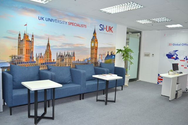 Tổ chức du học Anh SI-UK khai trương văn phòng mới tại Việt Nam - 1