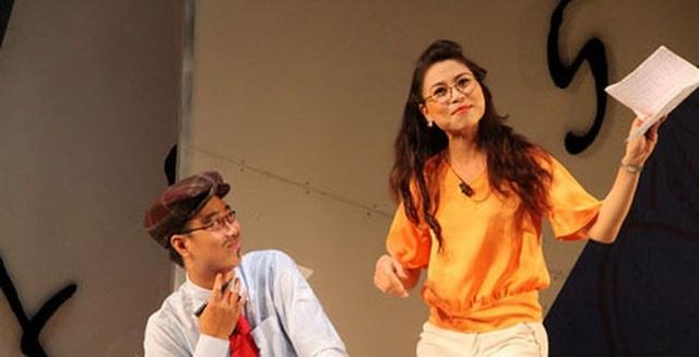 Thùy Dung hiện tại vẫn tham gia đều đặn các vở diễn của Nhà hát Tuổi trẻ.