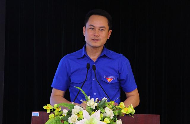 Phó Chủ tịch Hội Liên hiệp Thanh niên Việt Nam Nguyễn Kim Quy