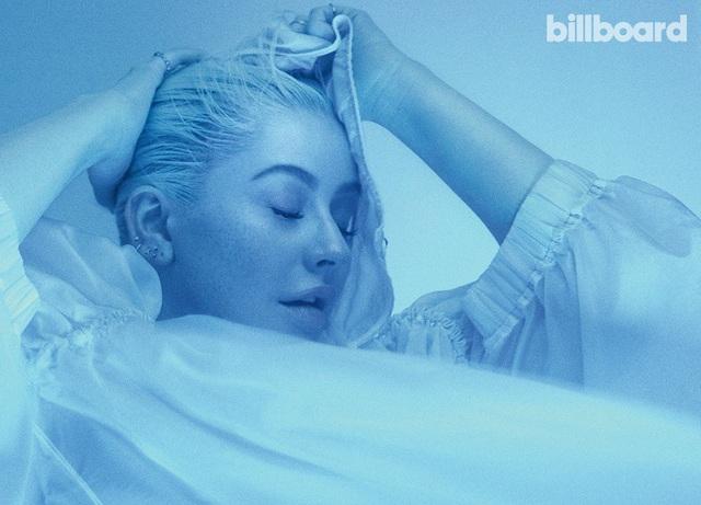 Những hình ảnh mới nhất của Christina Aguilera