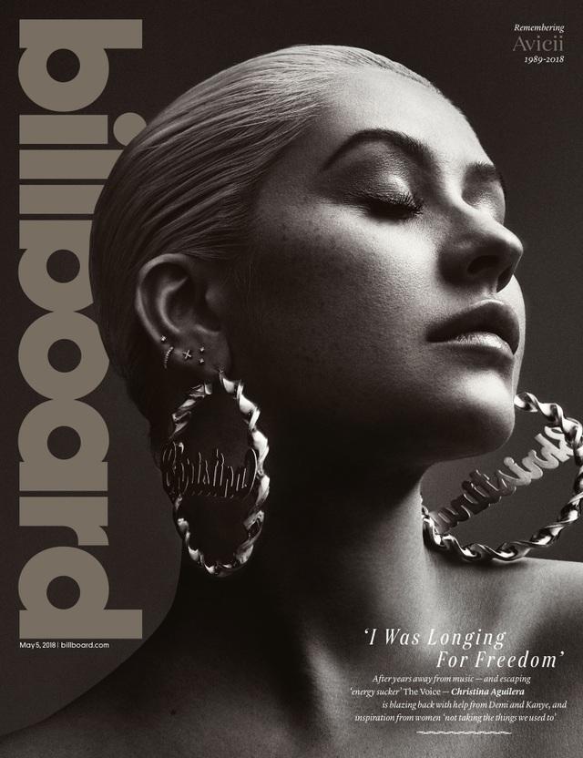 Nữ ca sĩ Christina Aguilera