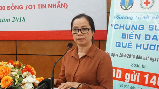 Bà Nguyệt cho biết, vẫn còn nhiều ngư dân nghèo cần được hỗ trợ từ cộng đồng để có thêm động lực vươn khơi bám biển, bảo vệ chủ quyền của Tổ quốc.