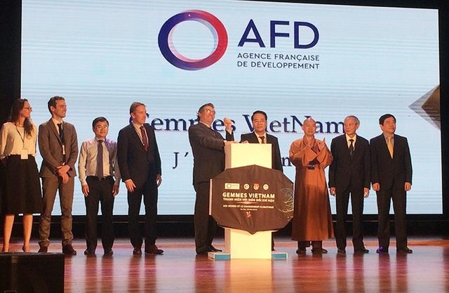 AFD và Bộ Tài nguyên & Môi trường sẽ cùng nhau tuyên bố triển khai chương trình GEMMES Việt Nam, một chương trình nghiên cứu kinh tế về BĐKH.