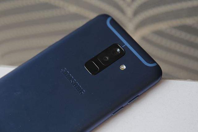 """Đánh giá Galaxy A6+ - smartphone """"cam kép"""" mới nhất của Samsung - 2"""