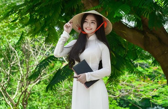 Xao xuyến tà áo trắng nữ sinh khi mùa phượng vĩ về - 7