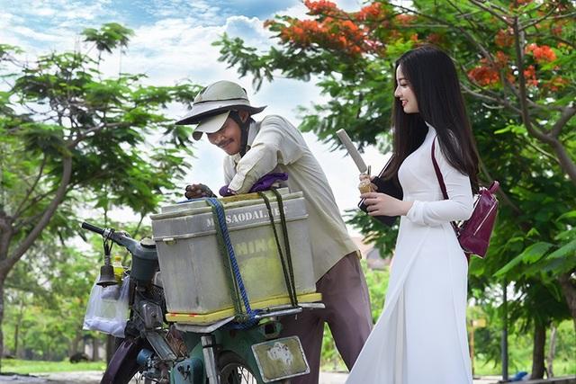Xao xuyến tà áo trắng nữ sinh khi mùa phượng vĩ về - 8