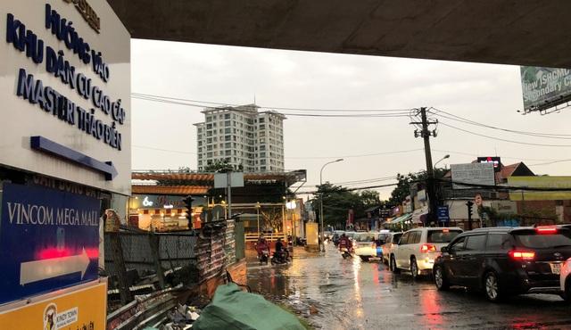 Đường Thảo Điền là tuyến đường dẫn vào khu phố nhà giàu ở Sài Gòn (khu Thảo Điền), nơi tập trung nhiều biệt thự, căn hộ cao cấp, trường quốc tế với rất đông đại gia, người có địa vị trong xã hội và người nước ngoài sinh sống.