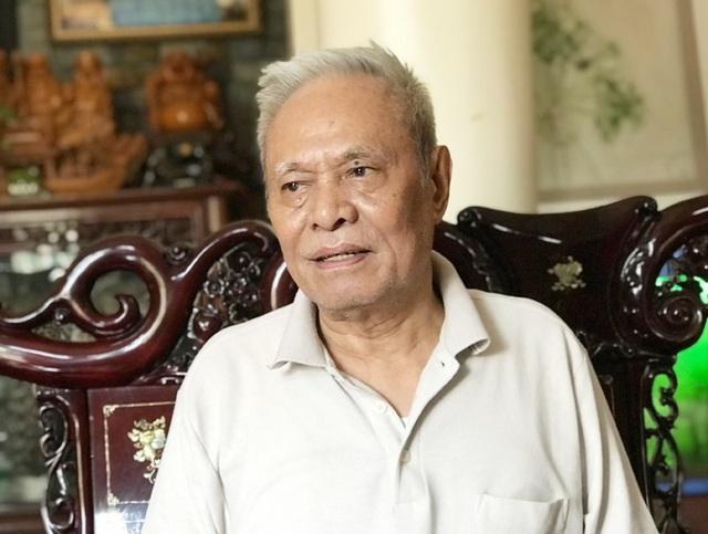 Ông Lê Quang Thưởng - nguyên Phó Trưởng Ban Tổ chức Trung ương