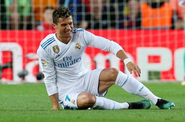 C.Ronaldo kịp trở lại trong trận chung kết Champions League với Liverpool