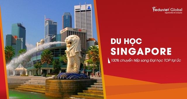 Du học Singapore: Học bổng trăm triệu & Chuyển tiếp 100% sang ĐH TOP tại Úc - 1