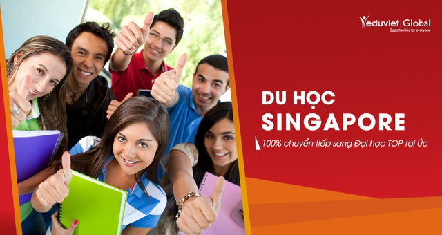 Du học Singapore: Học bổng trăm triệu & Chuyển tiếp 100% sang ĐH TOP tại Úc - 2