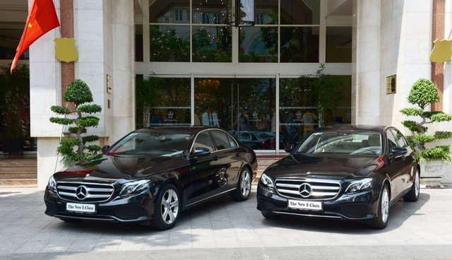Mercedes-Benz E Class 250 thế hệ mới