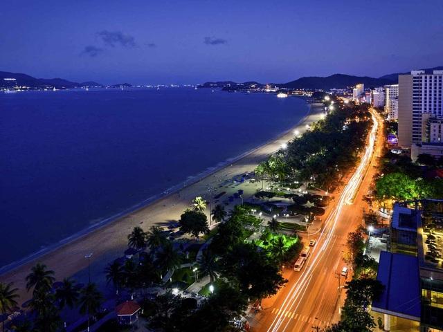 Con đường Trần Phú đã được quy hoạch từ hơn 100 năm trước để sẵn sàng cho một kiệt tác nghỉ dưỡng