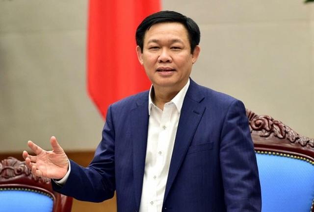 Phó Thủ tướng Vương Đình Huệ là Trưởng Ban Chỉ đạo Trung ương về cải cách chính sách tiền lương, bảo hiểm xã hội và ưu đãi người có công