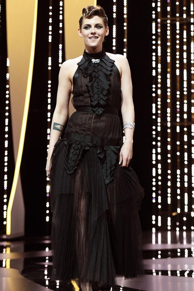 Nữ diễn viên Kristen Stewart - thành viên ban giám khảo của liên hoan năm nay.