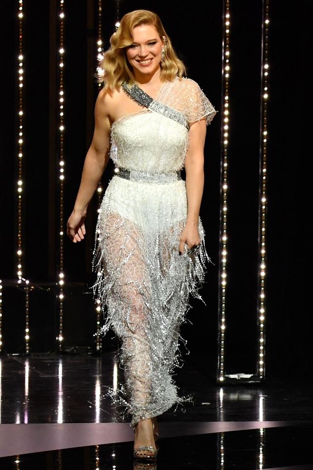 Nữ diễn viên Lea Seydoux - thành viên ban giám khảo.