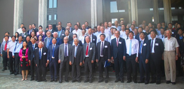 Hội thảo có sự góp mặt của trên 200 nhà khoa học đến từ 40 quốc gia, vùng lãnh thổ.