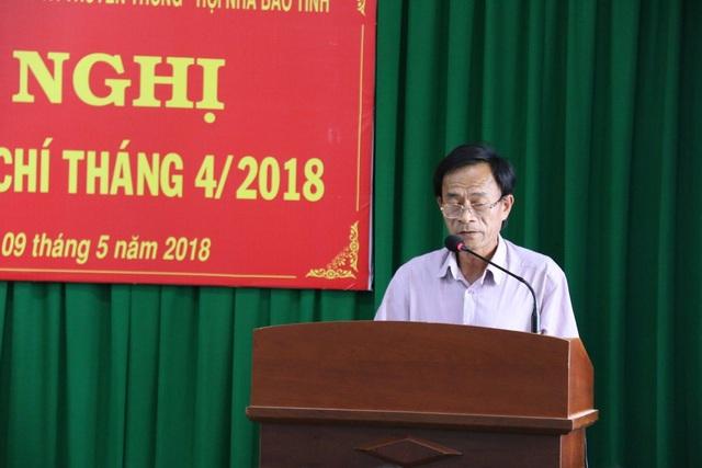 Đại diện UBND huyện Đắk RLấp thông tin sự việc liên quan đến xã Nhân Cơ
