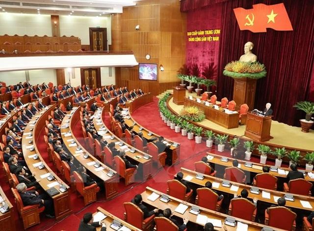 Trung ương thảo luận về đề cán cải cách tiền lương