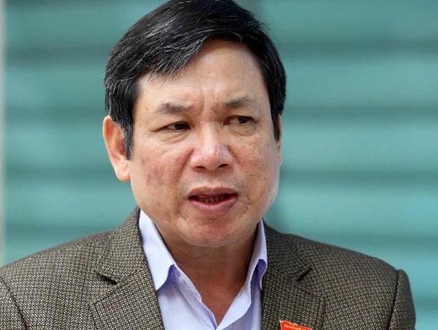 """Ông Lê Nam: Cán bộ chiến lược phải """"chạy"""" Trung ương thì mới được ở lại địa phương chứ."""