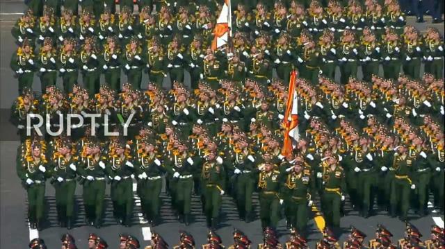 Nga trình diễn hàng trăm khí tài trong lễ duyệt binh mừng ngày Chiến thắng - 36