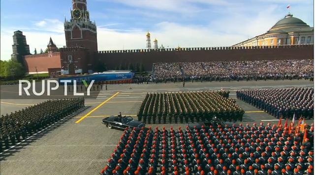 Nga trình diễn hàng trăm khí tài trong lễ duyệt binh mừng ngày Chiến thắng - 55