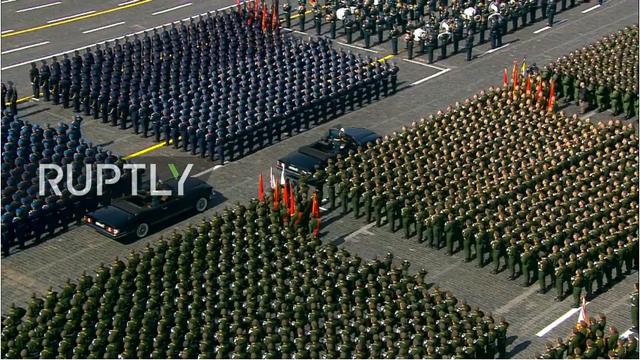 Nga trình diễn hàng trăm khí tài trong lễ duyệt binh mừng ngày Chiến thắng - 53